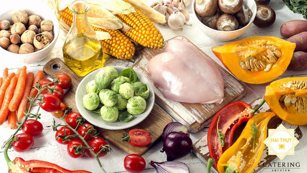 Cách giữ các chất dinh dưỡng trong lúc nấu ăn