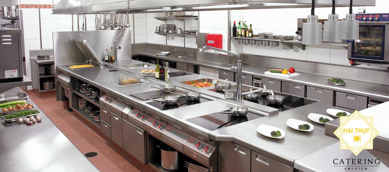 Cách sắp sếp và trình bày vật dụng nhà bếp