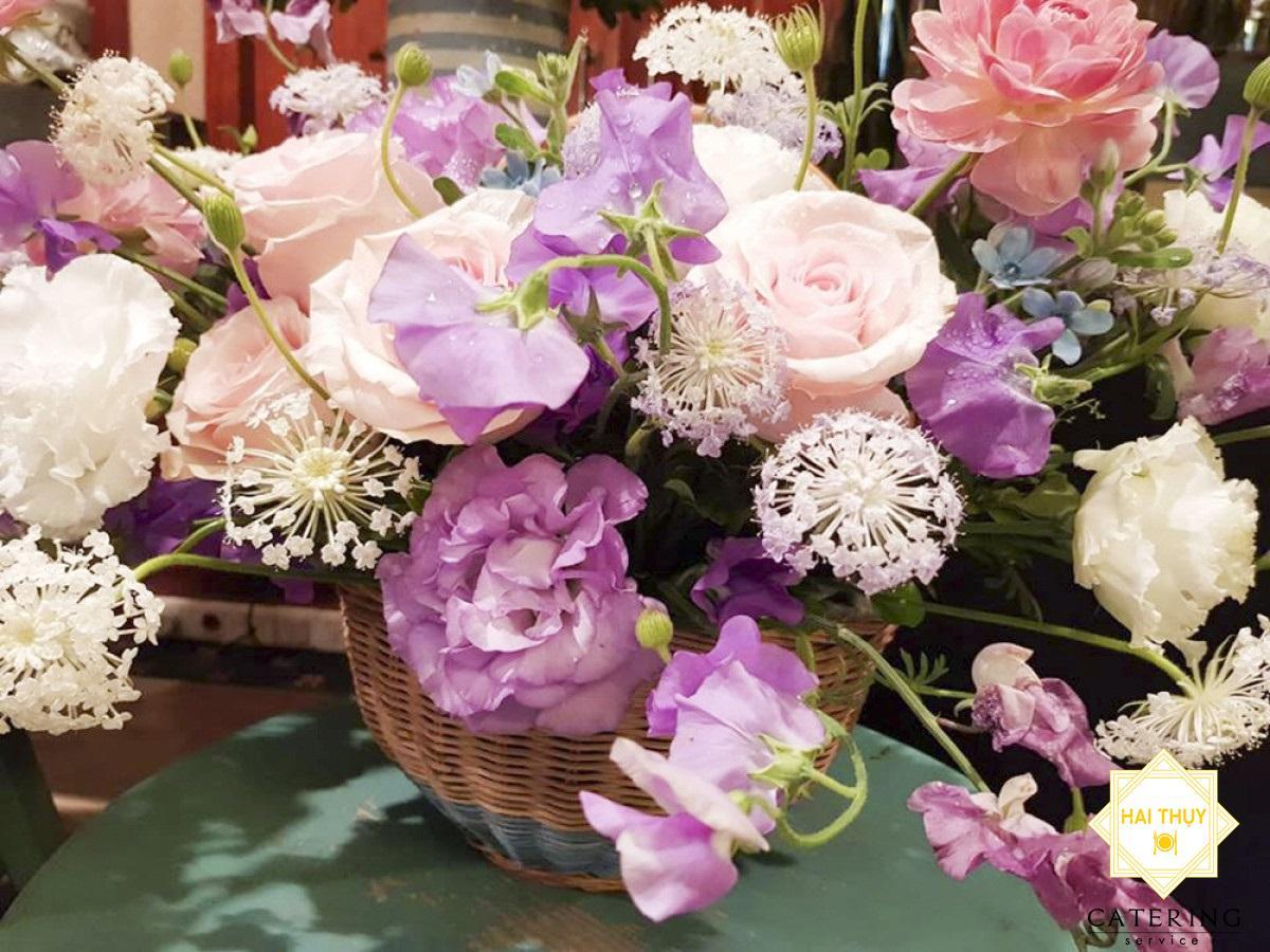 20 dạng cắm hoa tiếp tân (tiếp theo)