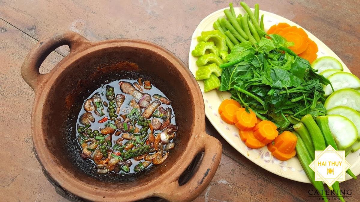 Bạn biết gì về phương pháp làm chín thực phẩm trong nước?