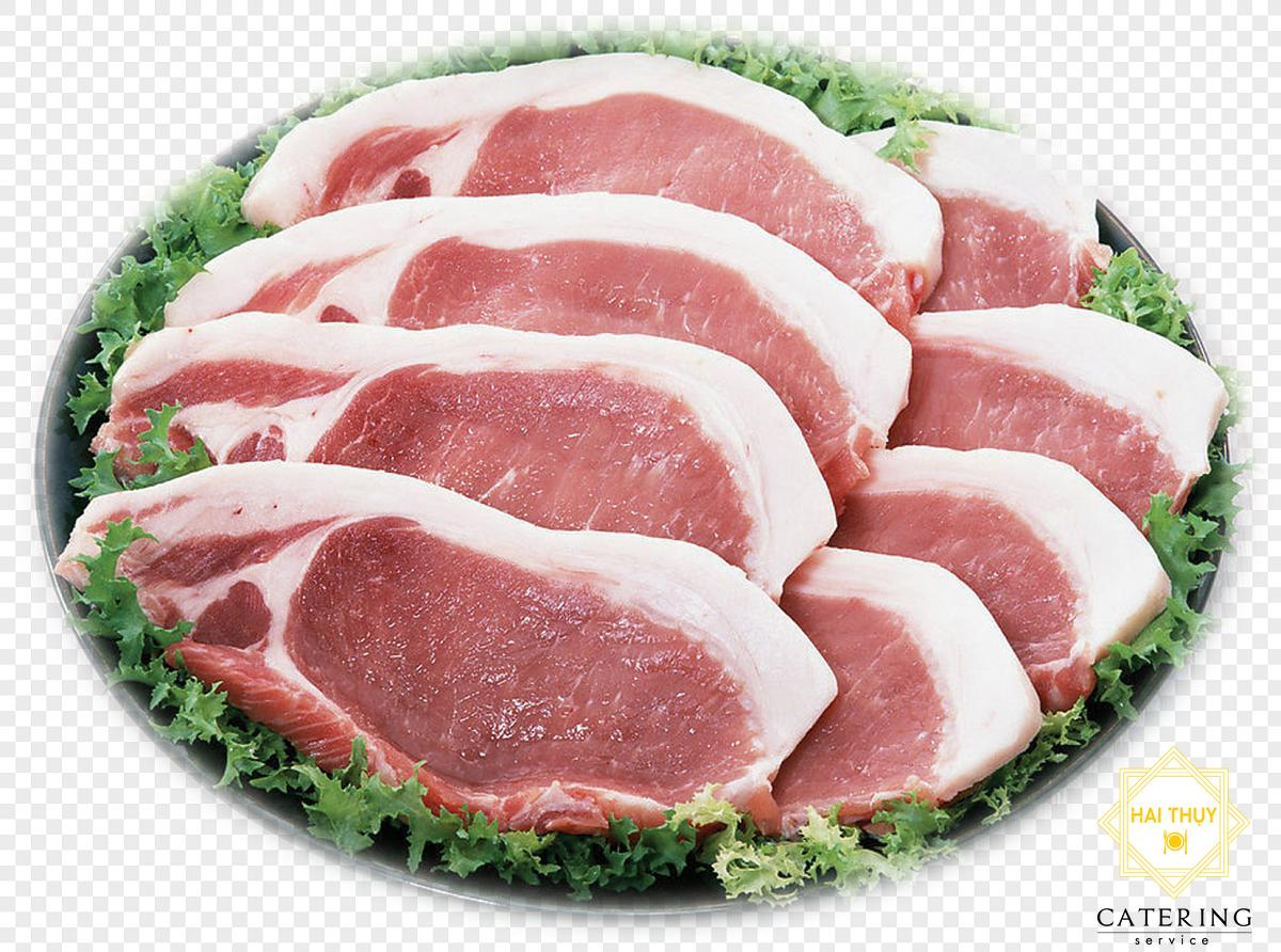 Những món ăn liên quan đến thịt heo tốt cho người tiểu đường