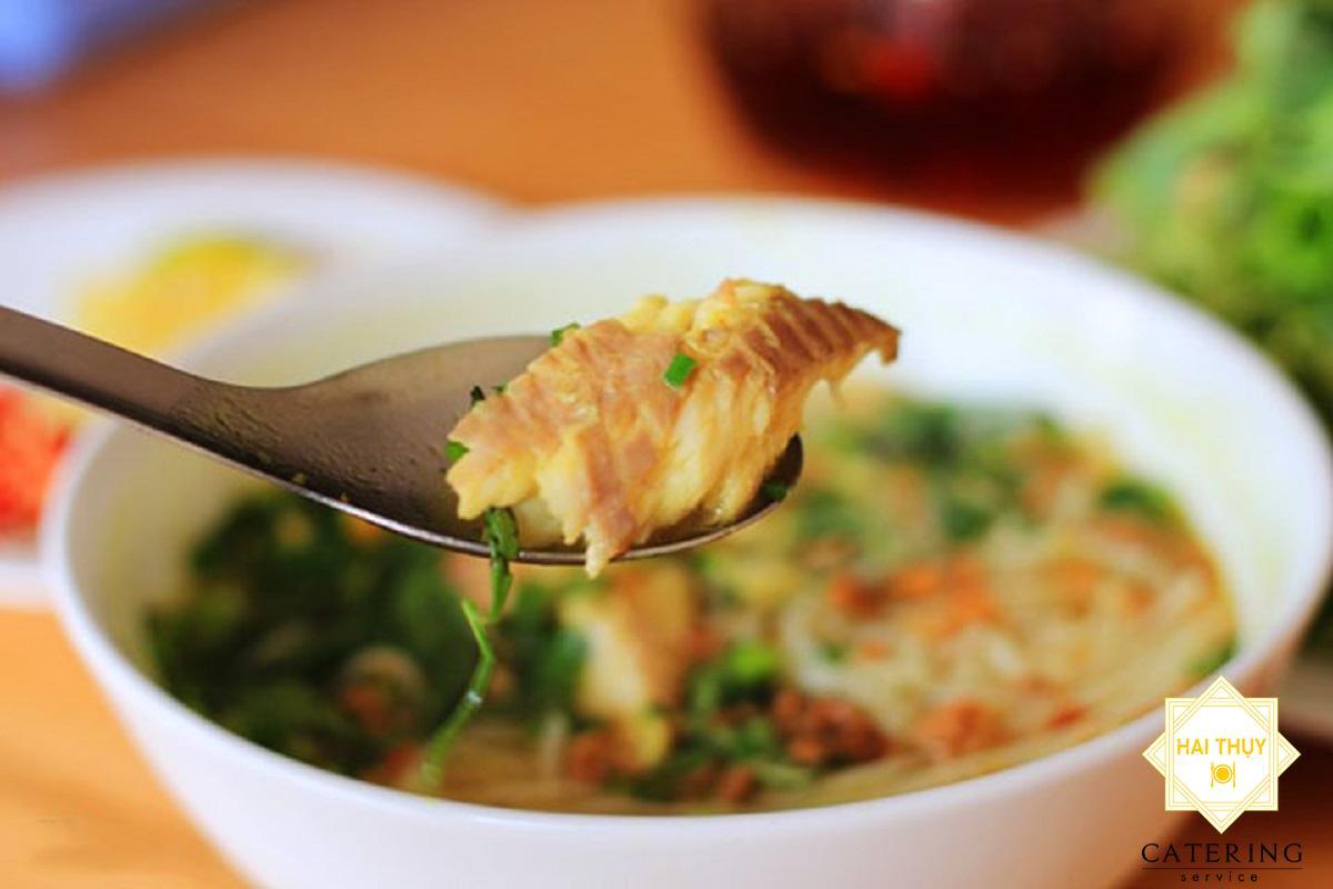 Làm thế nào chế biến món bún kèn cá