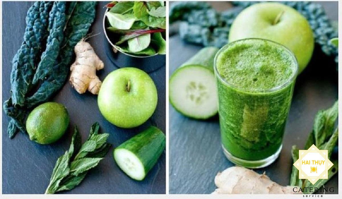 Rau cần chanh và táo liên quan gì tới bệnh tiểu đường?