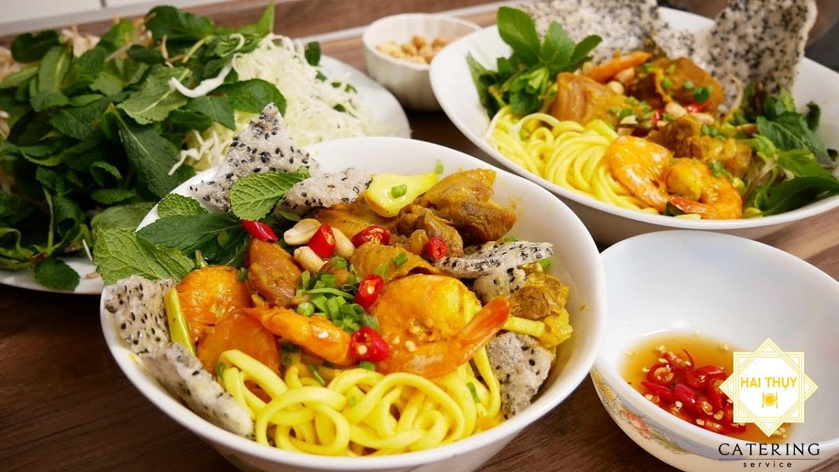 """Cách nấu """"Mì Quảng"""" đậm chất xứ Quảng"""