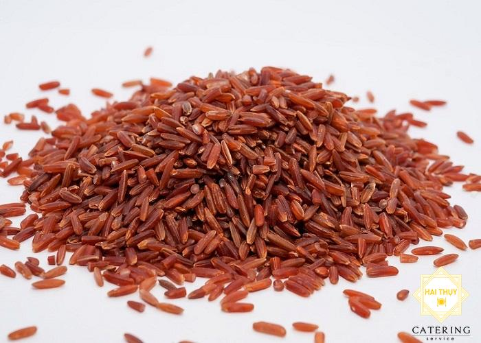Công thức nấu cháo gạo lứt, nước hạt dưa hấu