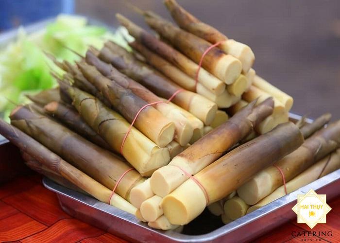 Công thức nấu món măng dinh dưỡng cho người tiểu đường