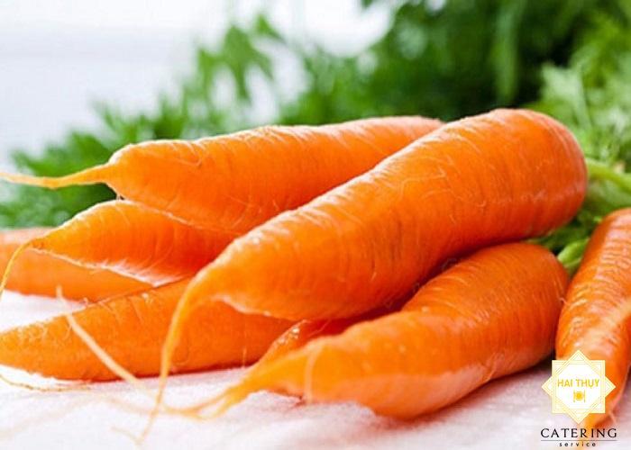 Cách nấu món cháo cà rốt ngon bổ dưỡng cho người mỡ trong máu