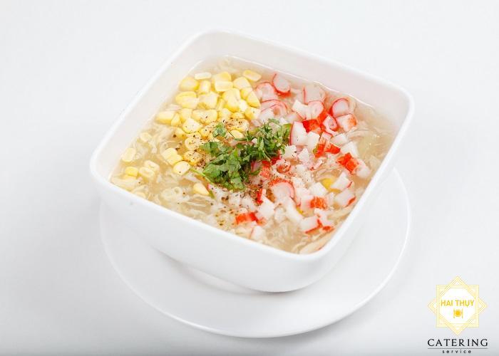 """Đổi khẩu vị với món """"súp bắp nấu cua"""" độc đáo"""