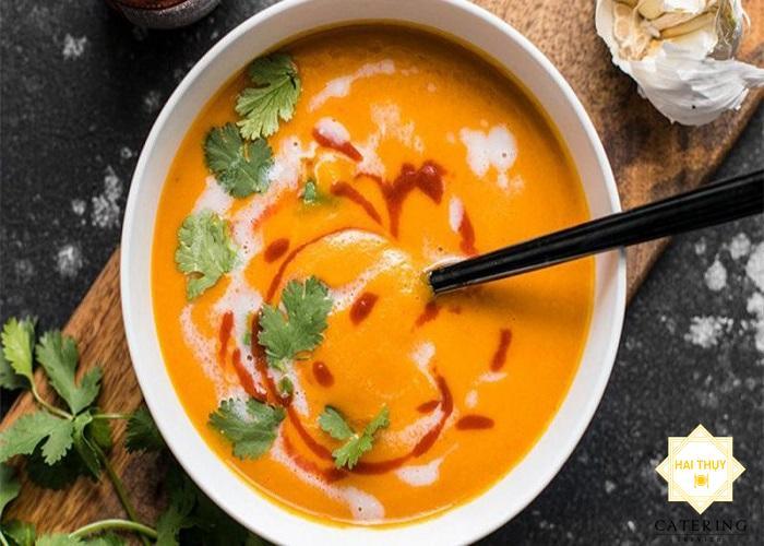"""Mách bạn bí quyết nấu """"súp cà rốt"""" thơm ngon"""
