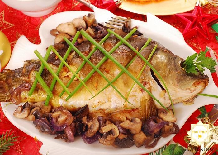 Cách nấu món cá chép rán cho người mỡ trong máu