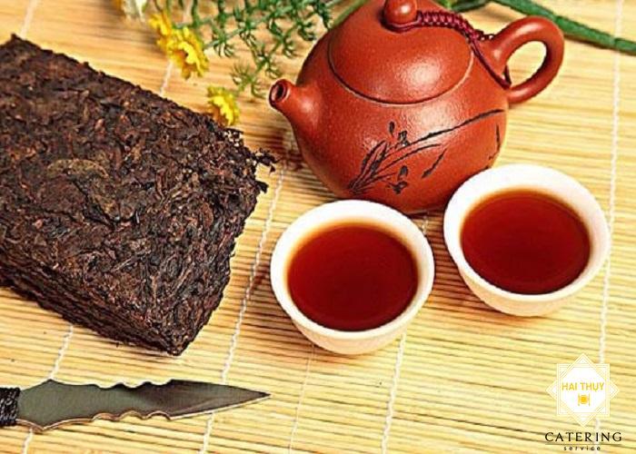 Cách nấu trà tam bảo cho người mỡ trong máu