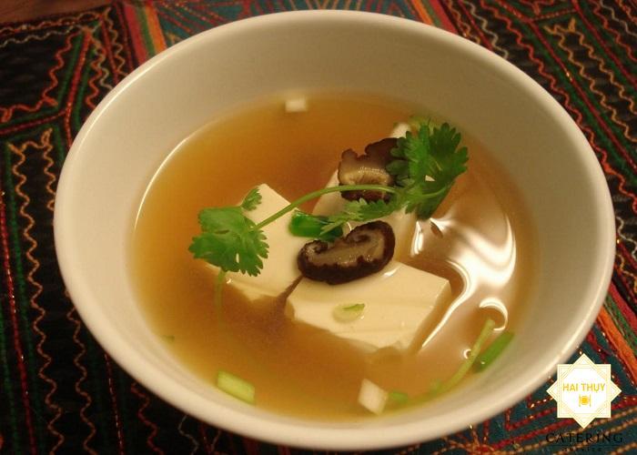 Canh nấm hương bổ dưỡng và cách làm