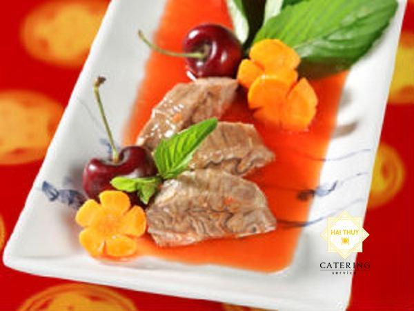 bắp bò hầm trái chery