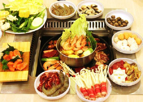 Cách nấu lẩu Nhật Bản đẳng cấp cho tiệc liên hoan gia đình