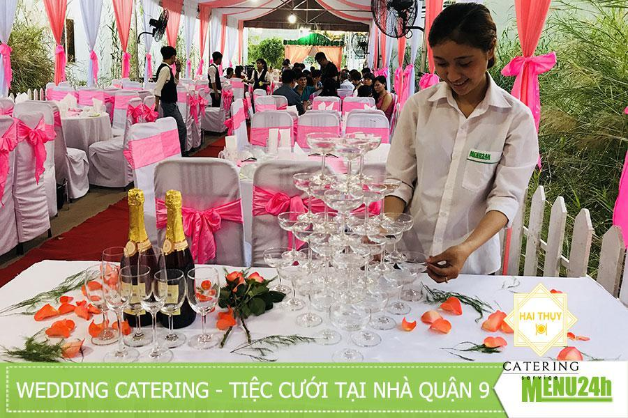 Cách trang trí tiệc cưới vô cùng đơn giản nhưng lại tiết kiệm cho ngày cưới của bạn