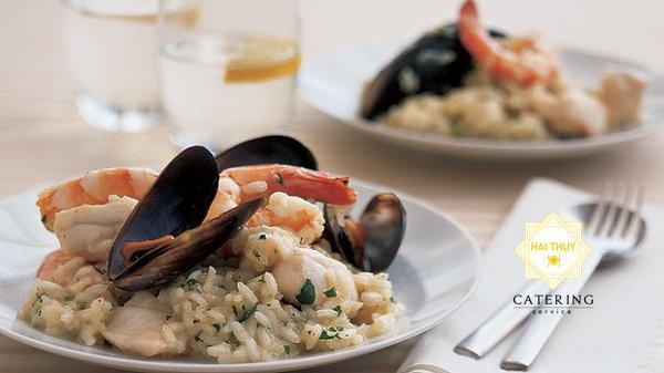 Cơm Ý hải sản