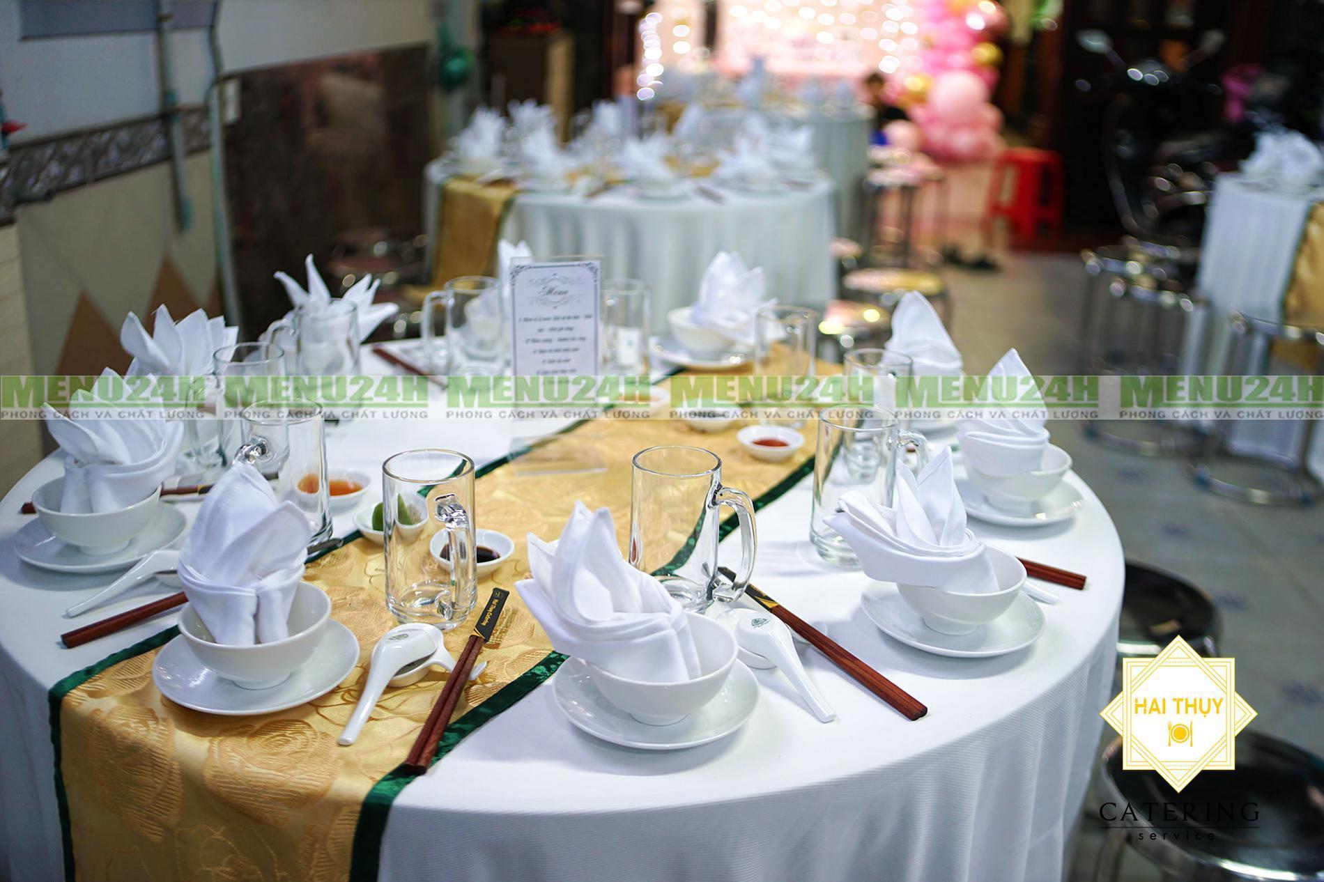 Dịch vụ nấu tiệc Quận 9 - Tiệc lưu động tận nơi chuyên nghiệp Tp. HCM