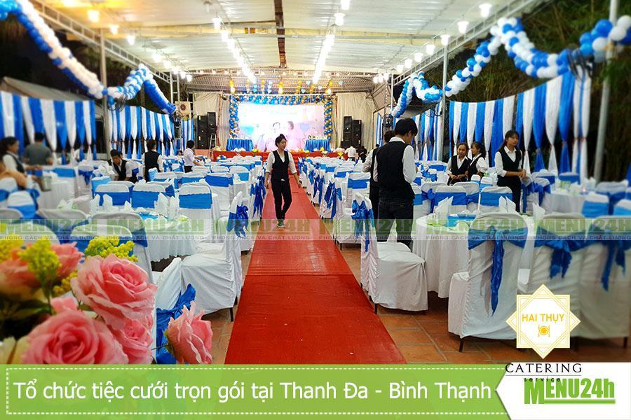 Đặt tiệc cưới tại Thanh Đa, Bình Thạnh
