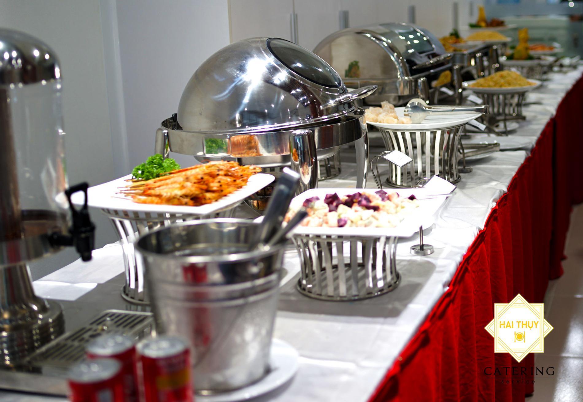 Gói tiệc buffet
