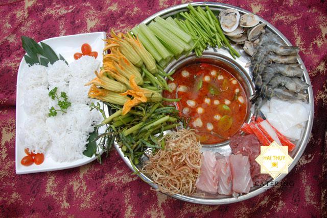 Hướng dẫn cách nấu món lẩu hải sản ngon đúng điệu