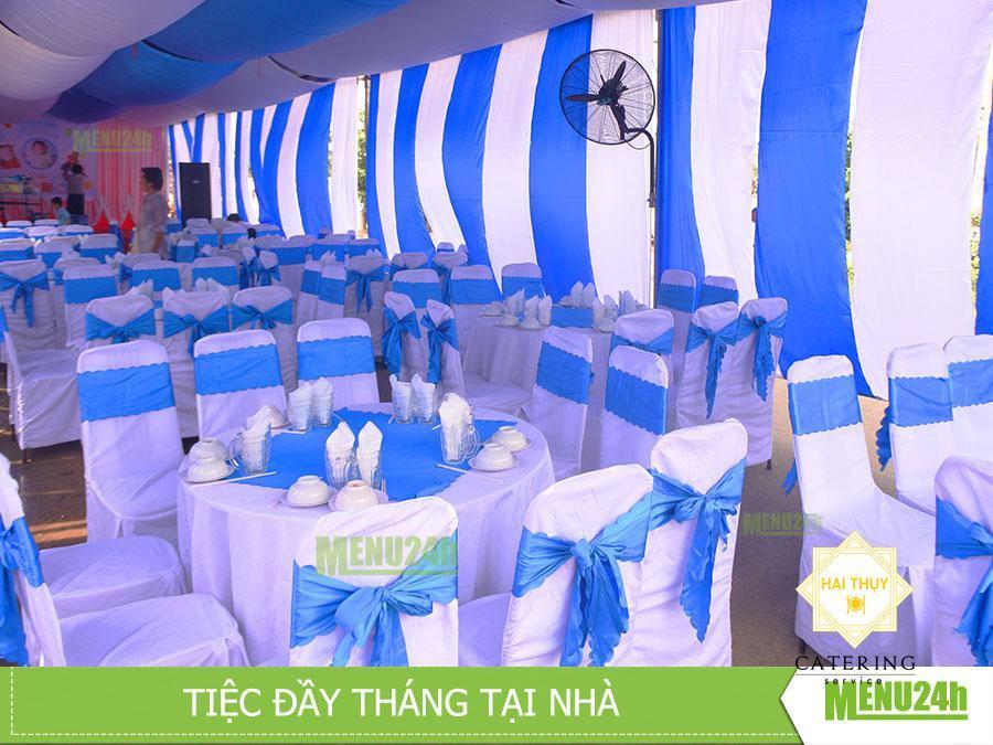 Tiệc đầy tháng bé Wang Yu Shing 6-11-2016