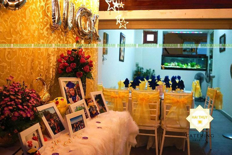 Tiệc liên hoan quận Phú Nhuận – Ý nghĩa với buổi tiệc liên hoan du học Mỹ cho con