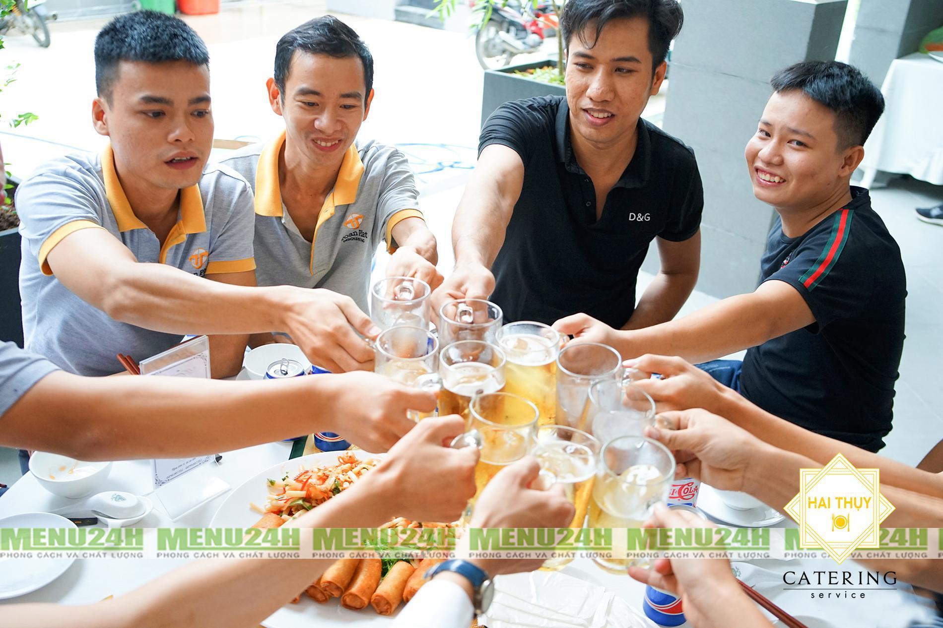 Tổ chức tiệc liên hoan công ty Bao Bì Toàn Phát - đẳng cấp hơn cả sự mong đợi