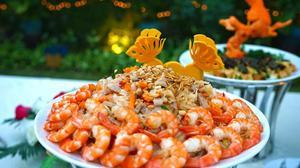 Trình Bày món ăn ngon đẹp mắt