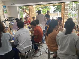 Chân thành cảm ơn gia đình vì đã chọn dịch vụ đặt tiệc của Menu24h